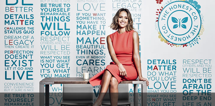 How Jessica Alba Built A One Billion Dollar Company!