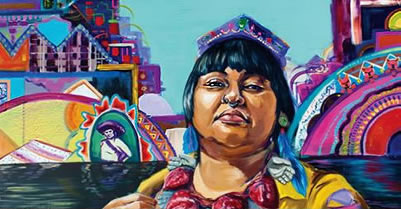 An Interview With Yaqui-Xicana Artist Crystal Galindo