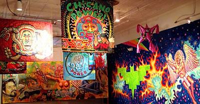 Chicano Artists At Museo Explore Denver's 'El Movimiento'
