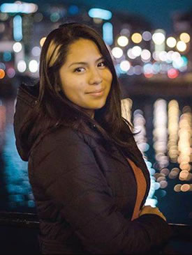 Nohemi Gonzalez - Cal State Long Beach Student killed in Paris attacks