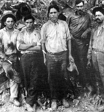 Origin of Cinco de Mayo  Celebration - Mexican Miners in CA