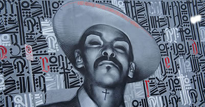 'Pachuco Series' Helps Capture Chicano Art Movement