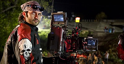 Mexican American film-maker Robert Rodriguez releases Get Out the Vote PSA