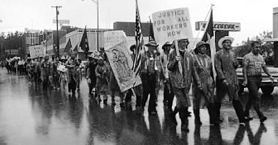 50 years ago Valley farm workers marched from Corpus Christi to Texas State Capitol (1966)