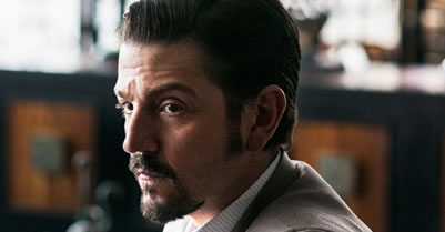 Diego Luna on Narcos, Mexican Cinema and the Conflict at the Border