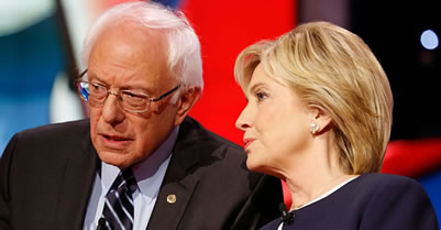 Poll: Latinos Are Evenly Divided Over Clinton And Sanders