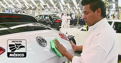 Mexican Auto Industry: The Next Great Automotive Battlefield