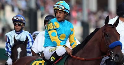 Mexican Victor Espinoza Rides American Pharoah To Win Kentucky Derby