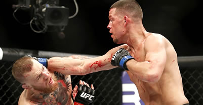 Nate Diaz Beats Conor McGregor: It's Time For The 'New King'