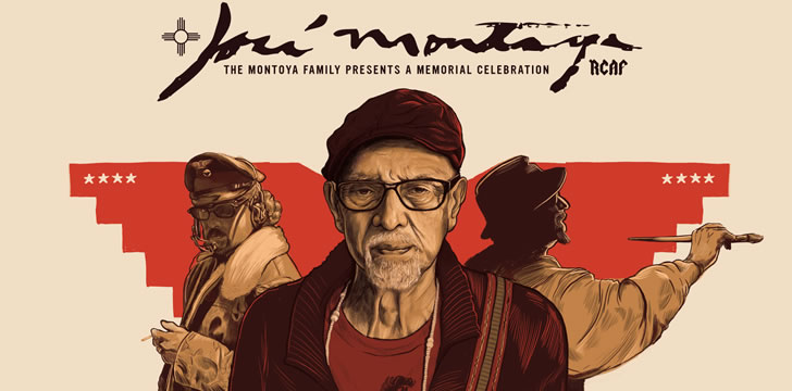 Chicano Movement Leader Jose Montoya Gets Art Show at UCLA Fowler Museum