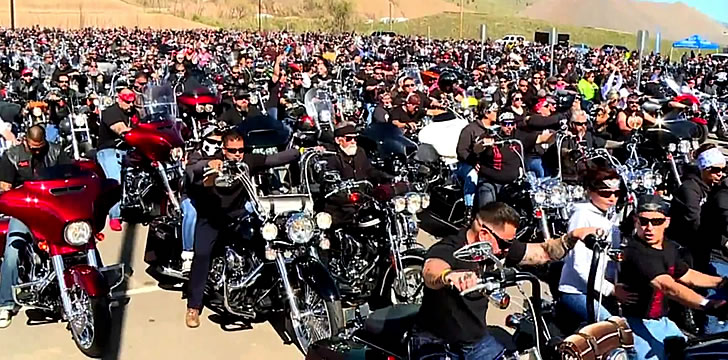 Jury finds Mongols motorcycle club guilty of racketeering