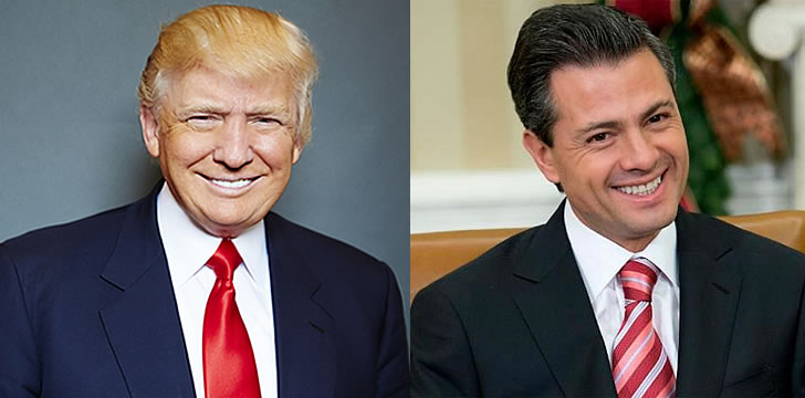 Trump To Visit Mexico On An 'Invite' After Mocking It!